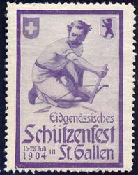 785820: Sport u. Spiel, Schiesssport, Schützenfeste