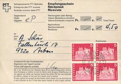 5655156: Schweiz Freimarken nach 1907 - Lot