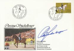 787205: Sport u. Spiel, Pferdesport, Dressur
