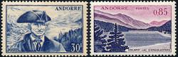 1670: Andorra Französische Post - Lot
