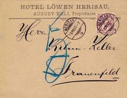 190020: Schweiz, Kanton Appenzell Ausserrhoden