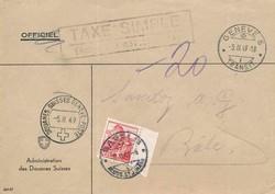 190080: Schweiz, Kanton Genf