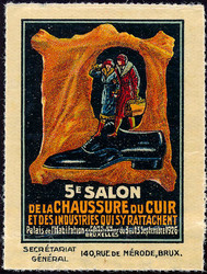 1810: Belgien - Vignetten