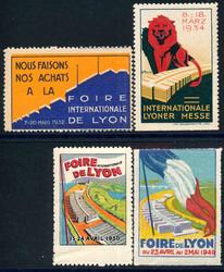 2565: Frankreich - Vignetten