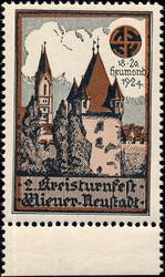 4745: Österreich - Vignetten