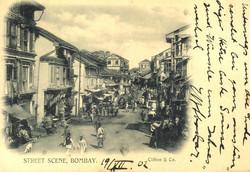 3005: Indien - Postkarten