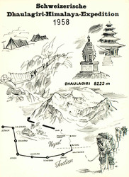 4525: Nepal - Postkarten