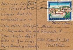3415: Italien - Stempel