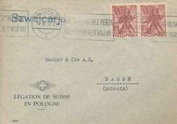 4945040: Polen 1919-1939 - Stempel
