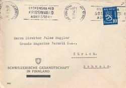 2530: Finnland - Stempel