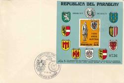 4905: Paraguay - Neudrucke