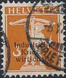 5660: Schweiz Dienstmarken für Kriegswirtschaft - Dienstmarken