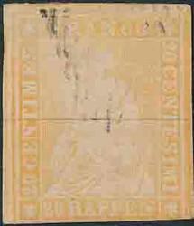 5655132: Strubel - B1/B 1. Berner Druck - Stempel