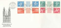 5655151: Schweiz Kehrdruckpaare mit Zwischensteg, ohne Lochung - Zusammendrucke