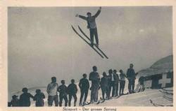 787005: Sport u.Spiel, Wintersport, Ski