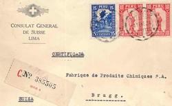 4915: Peru - Stempel