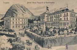 5655580: Schweiz Hotelpost - Lot