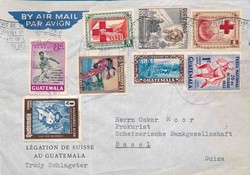 2930: Guatemala - Stempel