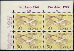 5659: Schweiz Flugpostmarken - Dienstmarken