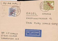 1360: Berlin - Flugpostmarken