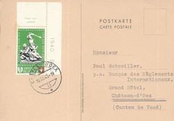 5657: Schweiz Pro Patria - Postkarten