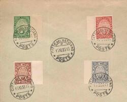 6630: Vatikanstaat - Stempel