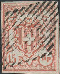 5655127: Rayon III (grosse Ziffer) - Stempel