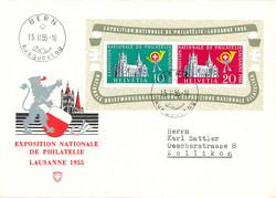 5658: Schweiz Blöcke - Blöcke