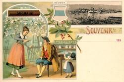 644020: Reklame/Werbung, Lebensmittel, Kakao und Schokolade