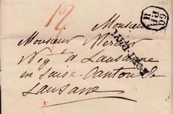 2565: Frankreich - Vorphilatelie