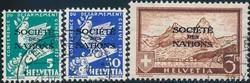 5670: Schweiz Völkerbund SDN - Sammlungen