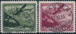 4175405: Liechtenstein (FLUGPOST) - Flugpostmarken