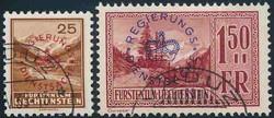 4175010: Liechtenstein Dienstmarken - Dienstmarken