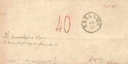 3415: Italien - Vorphilatelie
