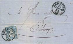 5655146: Schweiz Sitzende Helvetia gezähnt - Lot