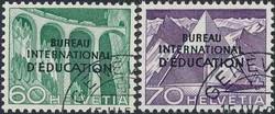 5680: Schweiz Internationale Arbeitsamt BIT - Dienstmarken