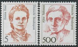 1420: Bundesrepublik Deutschland - Dienstmarken