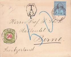 2865: Grossbritannien - Portomarken