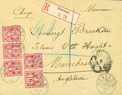 5655148: Schweiz Ziffermuster - Neudrucke