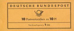 1420: Bundesrepublik Deutschland - Markenheftchen