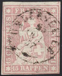 5655049: Kanton Jura - Vorphilatelie