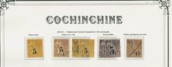2300: Cochinchina - Sammlungen