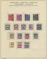 3775: Yougoslavie - Collections