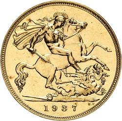 Europa - Großbritannien - Georg VI., 1936-1952