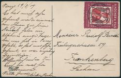 5712: Schweiz Kochermarken - Postkarten