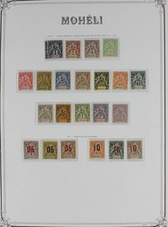 4495: Montserrat - Sammlungen