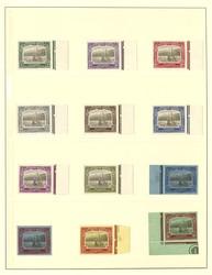 6030: St. Kitts Nevis - Sammlungen