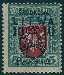 4455: Central Lithuania