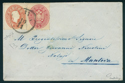 4745060: Austria 1860 Issue