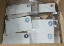 7380: Collections and Lots South America - Postal stationery